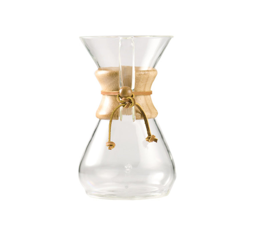 Chemex Chemex classic coffee maker 8cup, 1 stuk