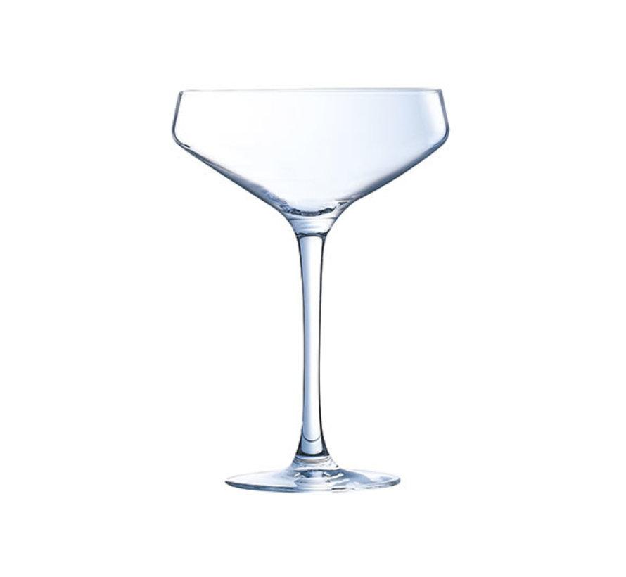 Chef & Sommelier Cabernet coupe champagne 30 cl, 6 stuks
