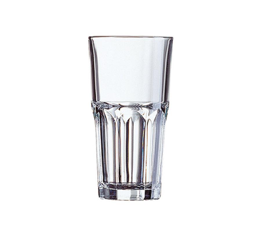 Arcoroc Granity waterglas 31cl, 6 stuks