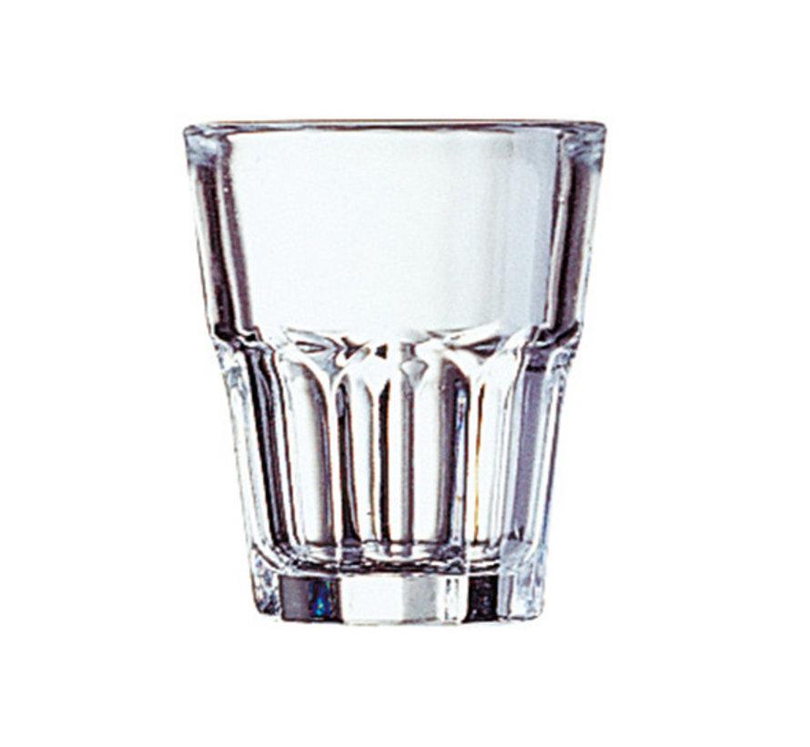 Arcoroc Granity glas 4,5cl***, 12 stuks