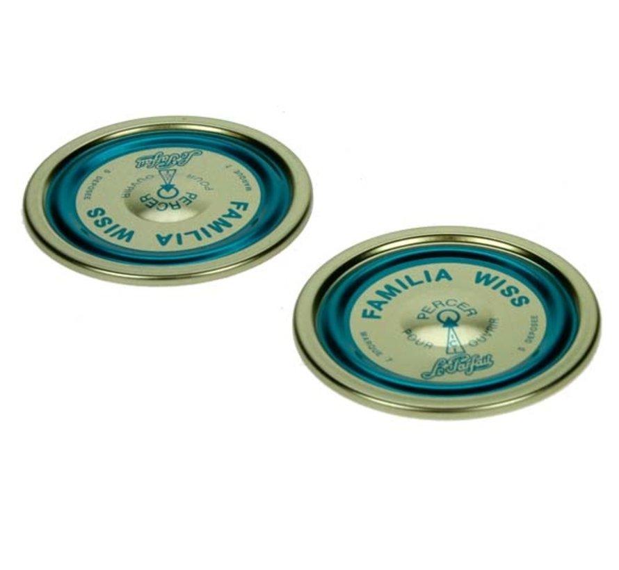 Le Parfait Capsules d,82mm-set 12-le parf fam, 1 stuk