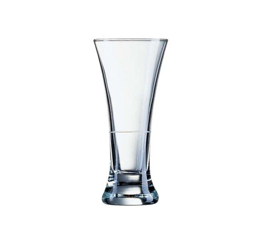 Arcoroc Martigues glas 16cl jauge **, 1 stuk