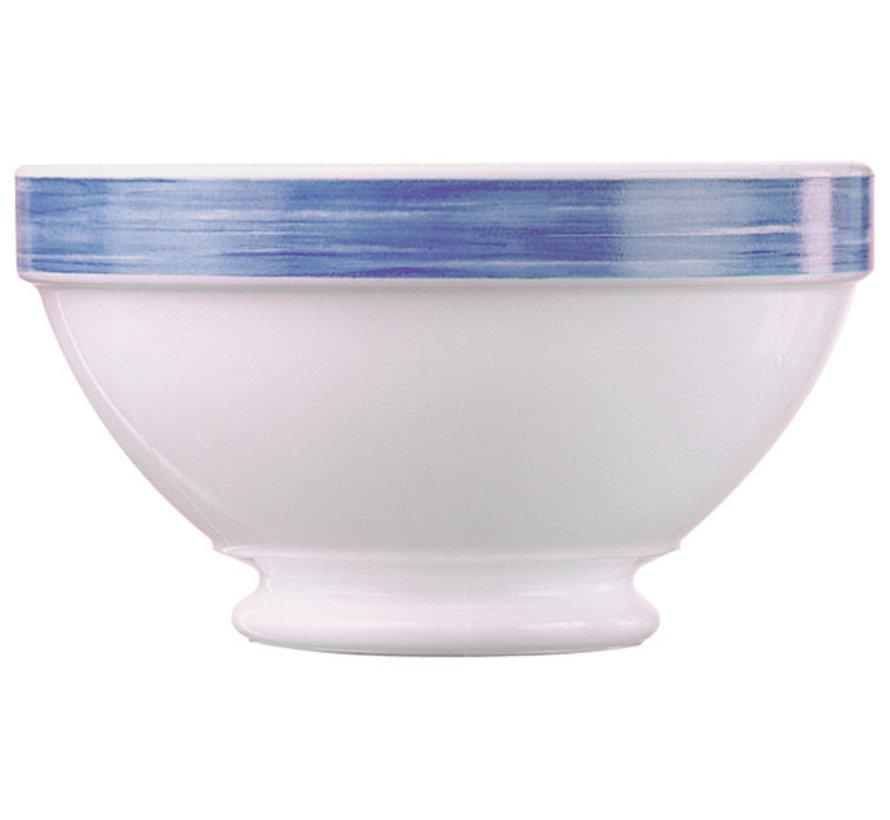Arcoroc Brush blauw bol emp 13cm, 1 stuk