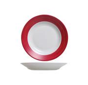 Arcoroc Arcoroc Brush diep bord cherry 22,5cm, 1 stuk