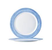 Arcoroc Arcoroc Brush dessertbord blauw 19cm, 1 stuk