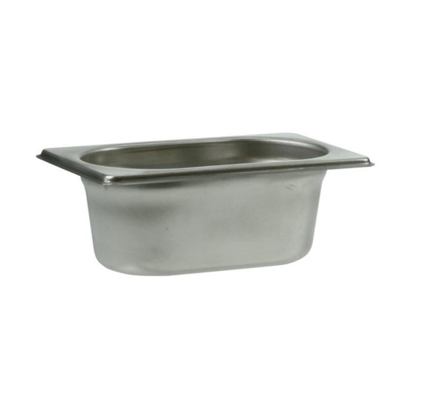 Cosy & Trendy Ct prof gastronormbakk gn1/9 h65mm 0,5l, 1 stuk