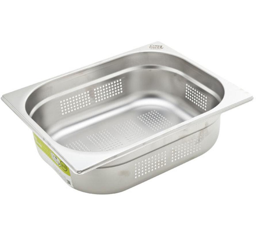 Cosy & Trendy Ct prof gastronormbakk geperforeerd gn1,2 h100mm, 1 stuk