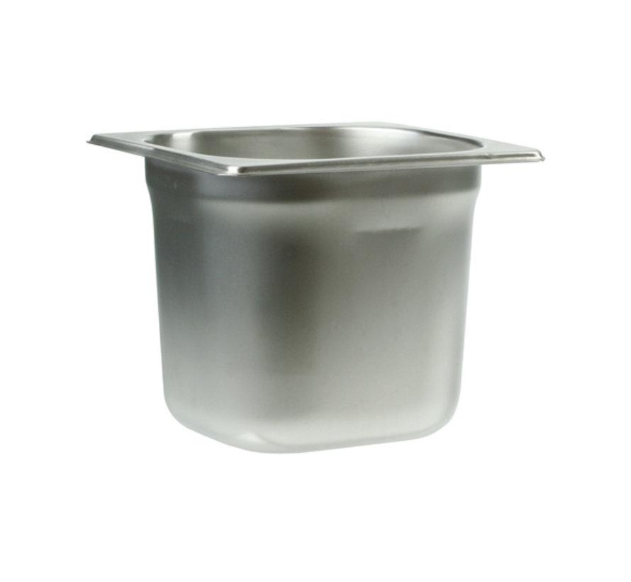 Cosy & Trendy Ct prof gastronormbakk gn1/6 h150mm 2,25l, 1 stuk