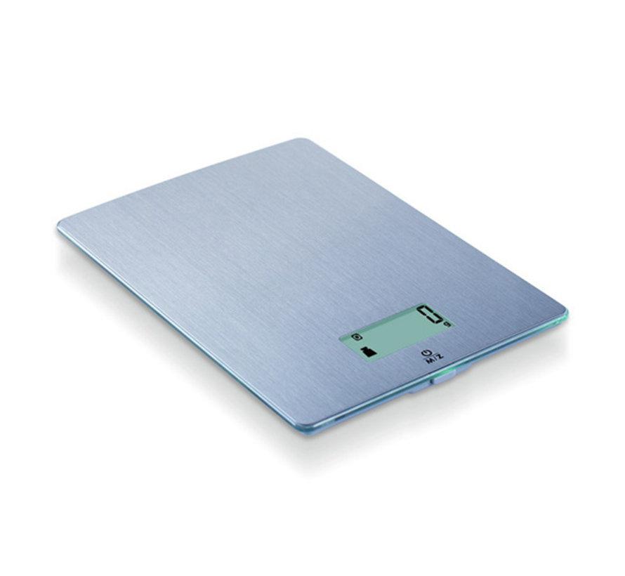 Cosy & Trendy Keukenweegschaal electr. ss 5kg/1gr, 1 stuk