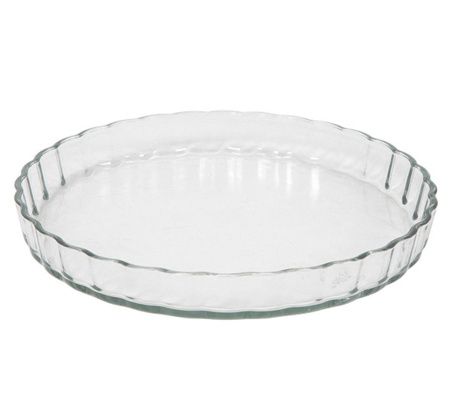 500° taartvorm 1,2l d27,3xh3,5cm, 1 stuk