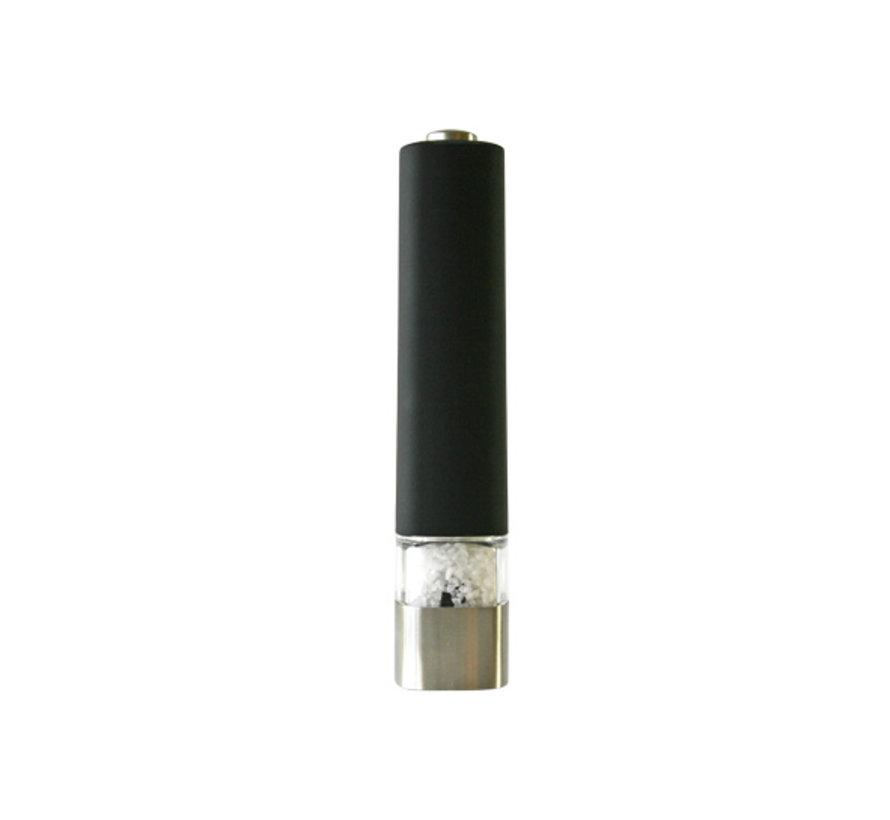 Bisetti Pepermolen electr. zwart 20cm, 1 stuk