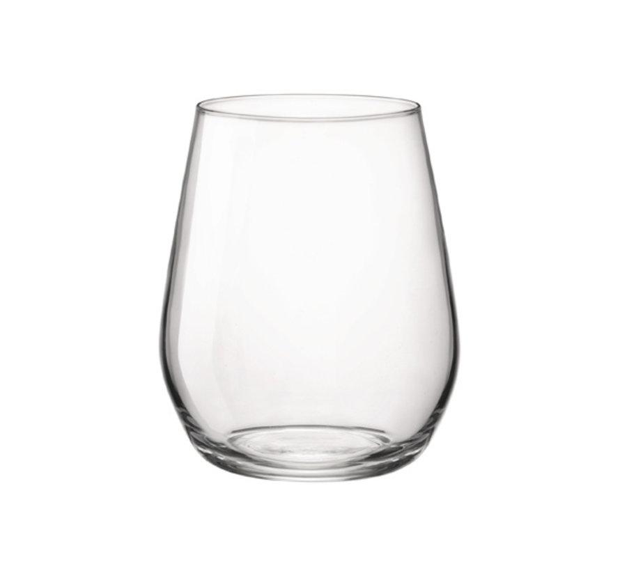 Bormioli Electra waterglas 38cl, 6 stuks