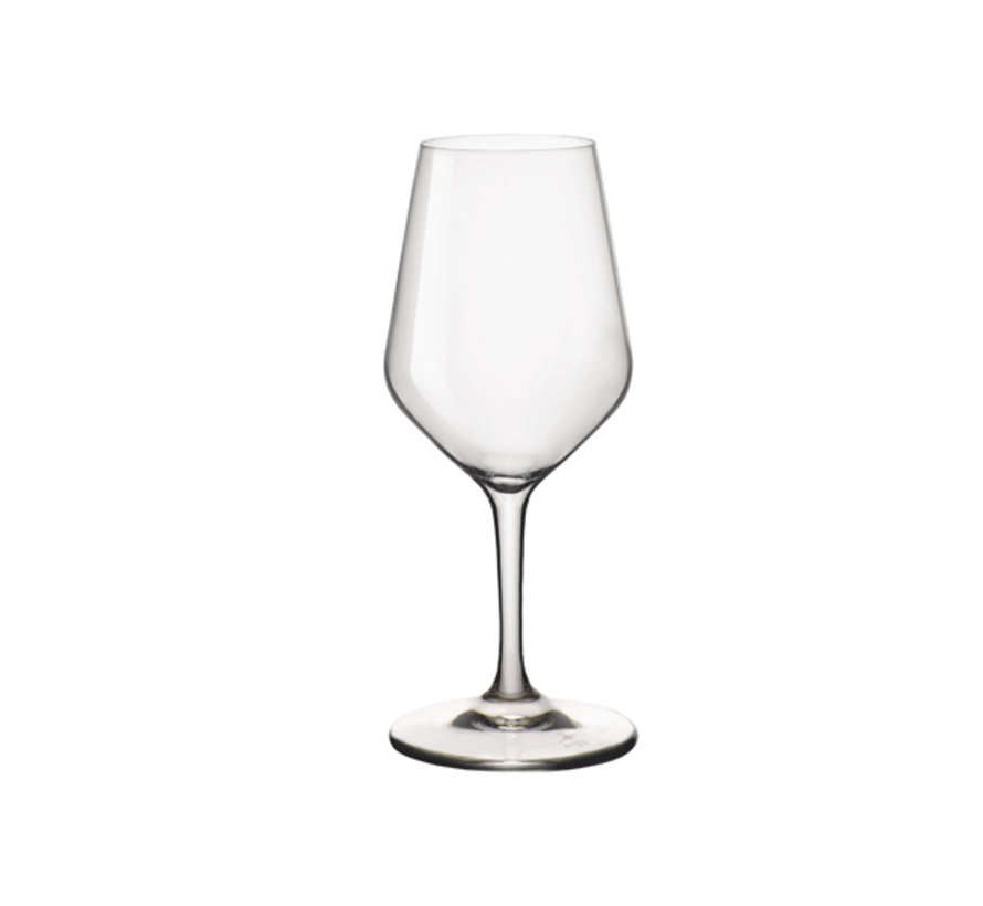 Bormioli Electra wijnglas 19cl, 6 stuks