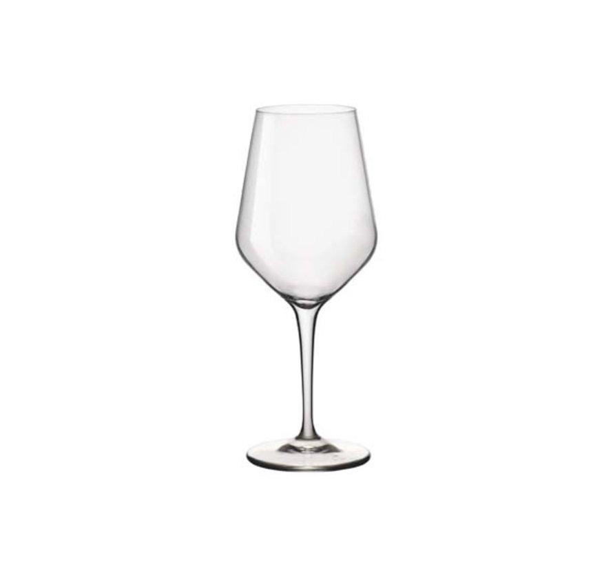 Bormioli Electra wijnglas 44cl medium, 6 stuks