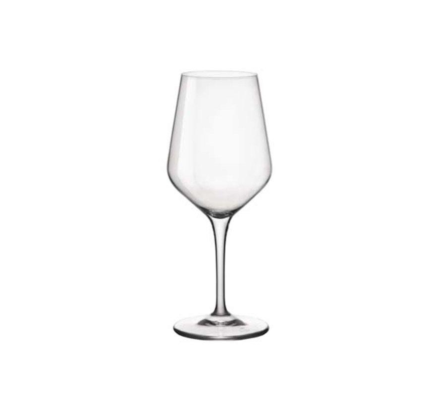 Bormioli Electra wijnglas 35cl small, 6 stuks