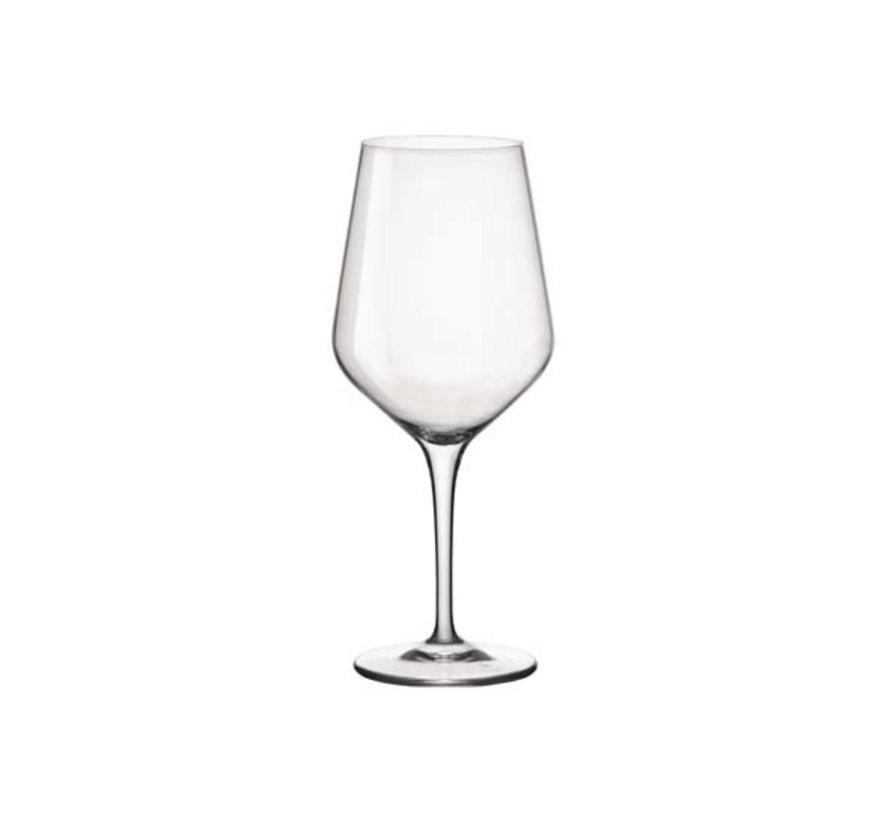 Bormioli Electra wijnglas 65cl, 6 stuks