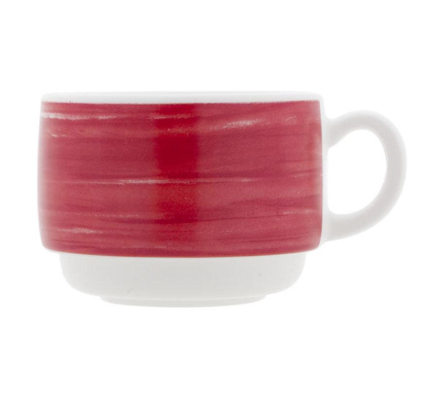 Arcoroc Brush cherry kop 19 cl, 1 stuk