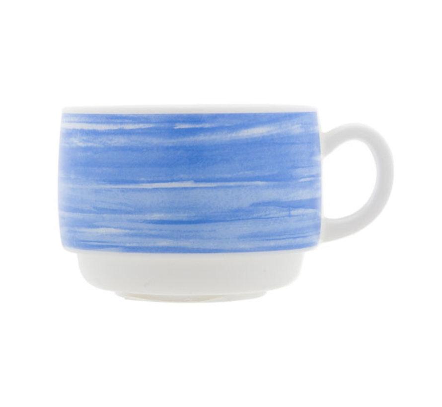 Arcoroc Brush kop blauw 19cl horeca, 1 stuk