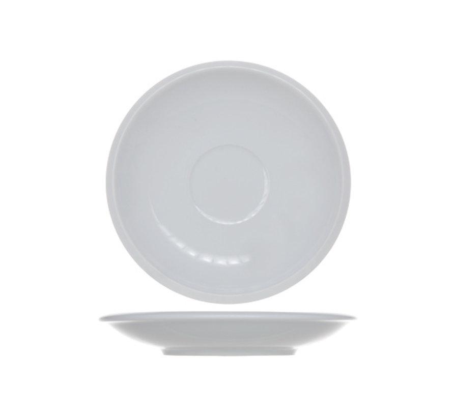 Cosy & Trendy Pleasure witte schotel 15cm, 6 stuks
