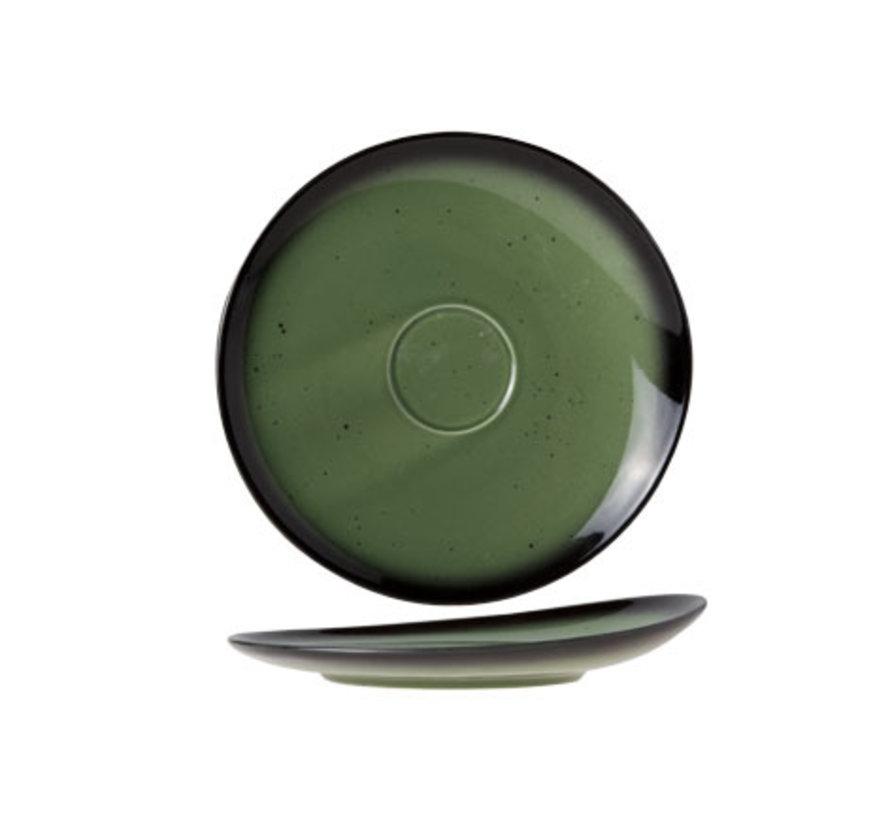 Cosy & Trendy Vigo emerald schotel 16cm, 1 stuk