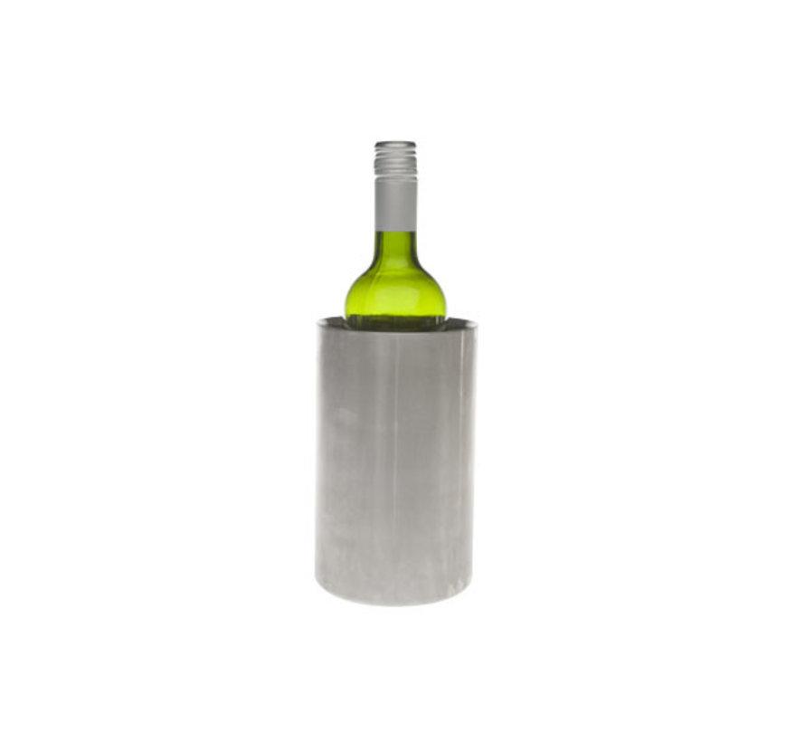 Cosy & Trendy Ct bar wijnkoeler mat 12x19cm rvs, 1 stuk