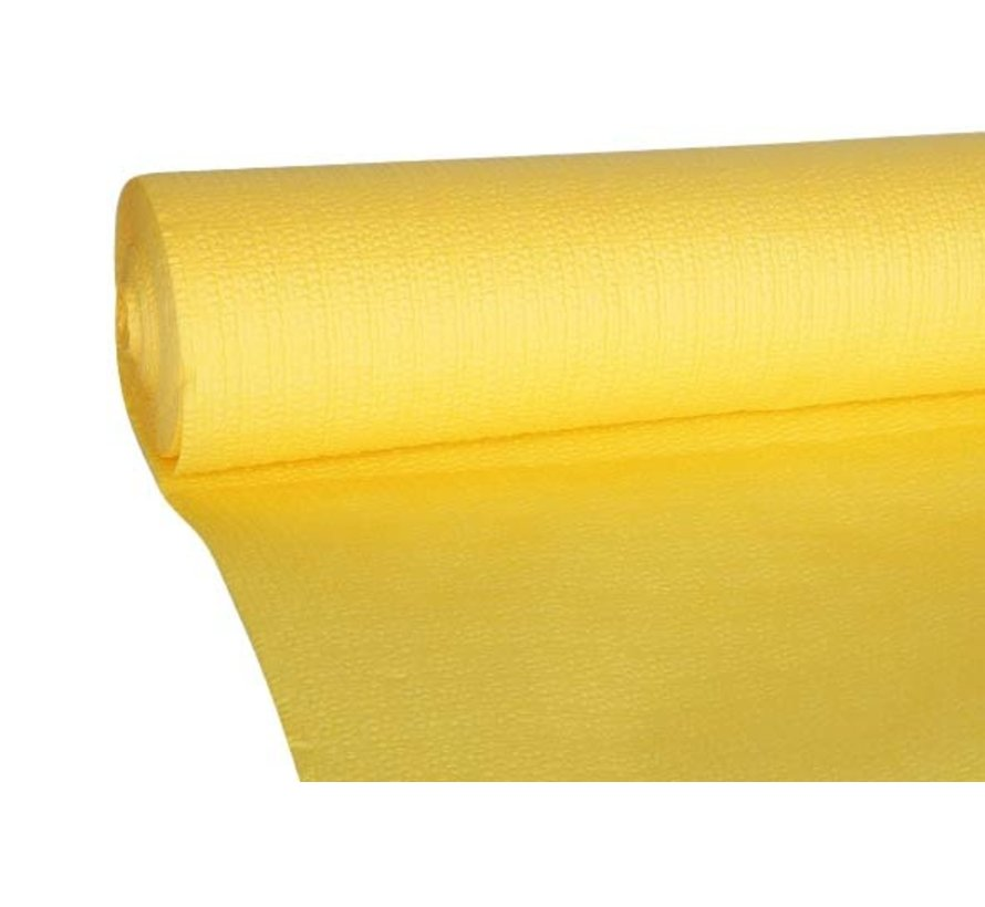 Cosy & Trendy Ct Prof Tafelkleed Geel1,18 x 20 meter