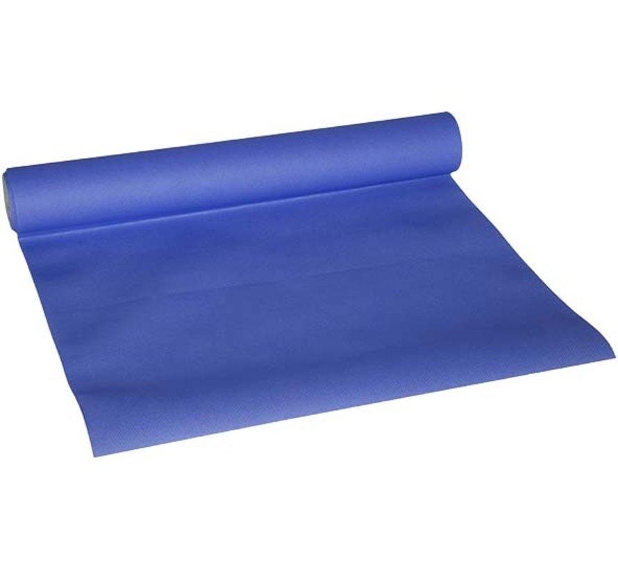 Cosy & Trendy Ct Prof Tafelloper Bleu Nuit 0,4 x 4,8 meter