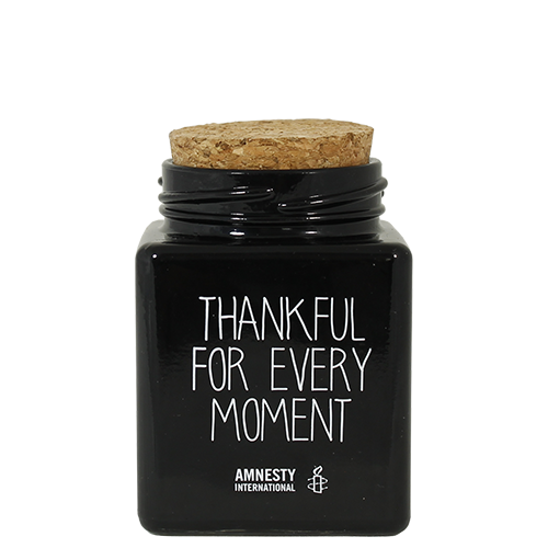 SOY CANDLE - THANKFUL