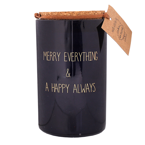 SOY CANDLE - MERRY EVERYTHING