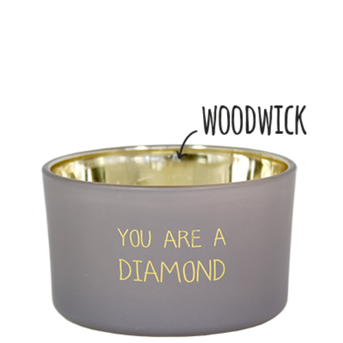 SOY CANDLE - YOU ARE A DIAMOND