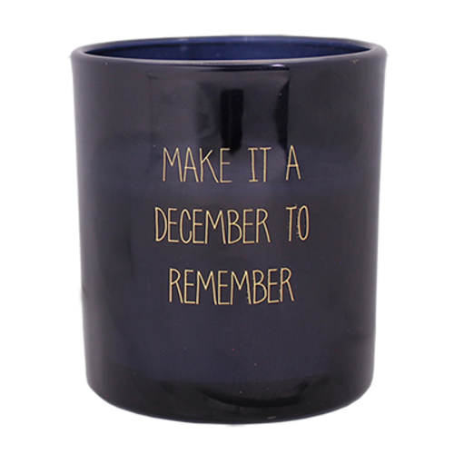 SOY CANDLE - DECEMBER TO REMEMBER
