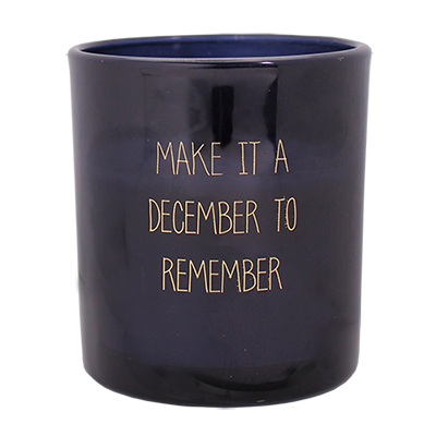 My Flame Lifestyle SOJAKAARS - DECEMBER TO REMEMBER - GEUR: WINTER GLOW