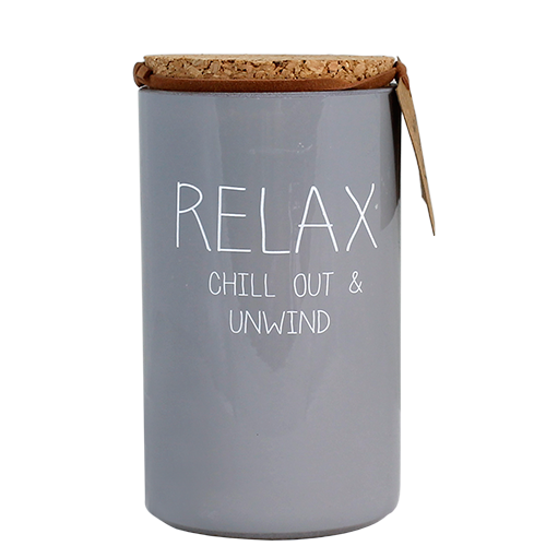 SOY CANDLE - RELAX CHILL OUT