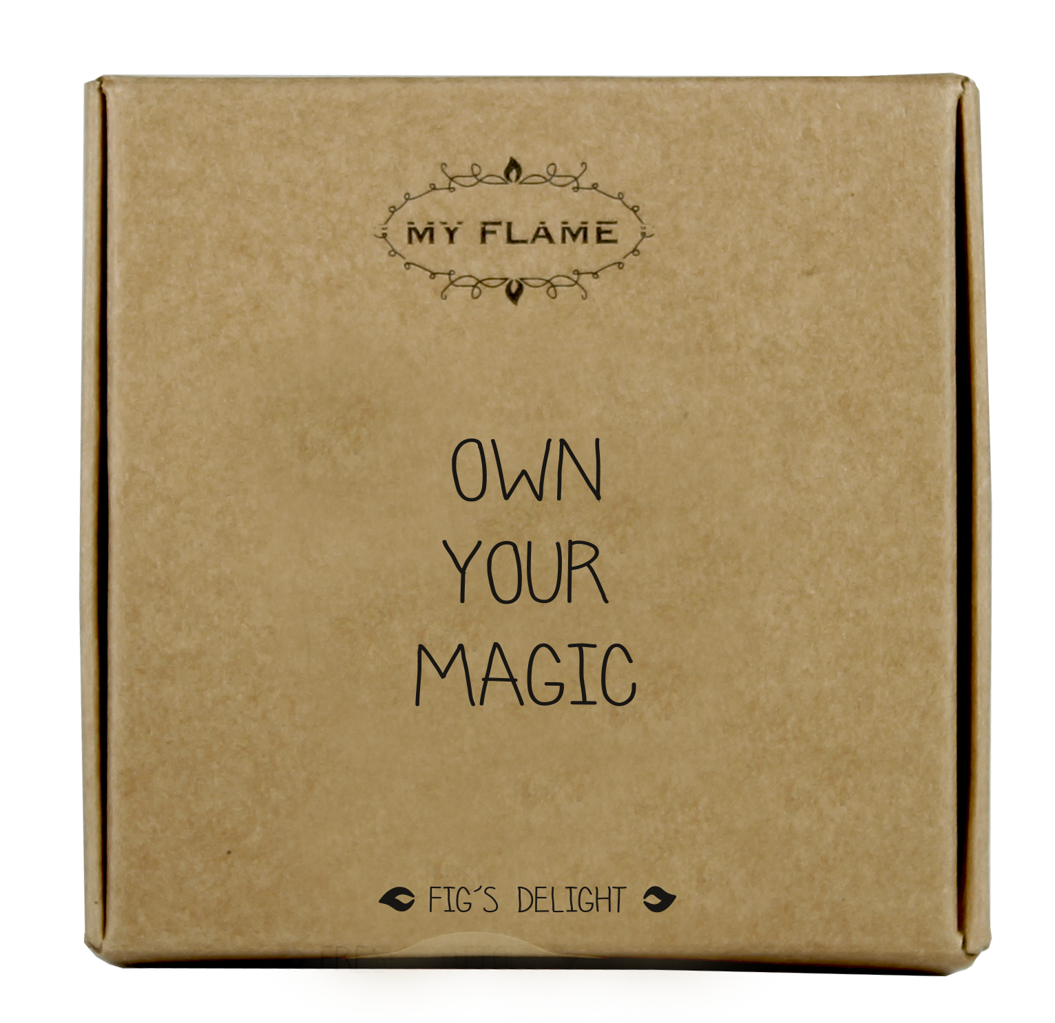 My Flame Lifestyle SCENTED HANGER - OWN YOUR MAGIC - SCENT: FIG'S DELIGHT