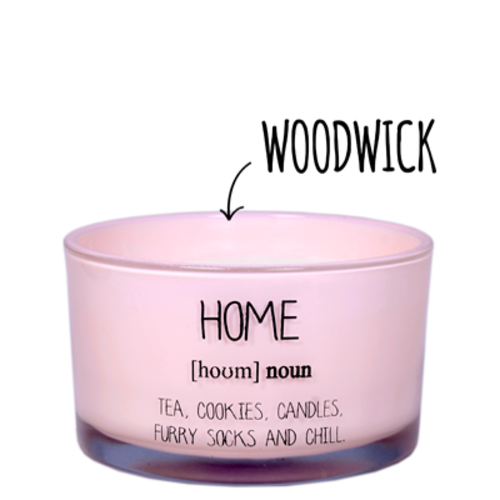 SOY CANDLE - HOME