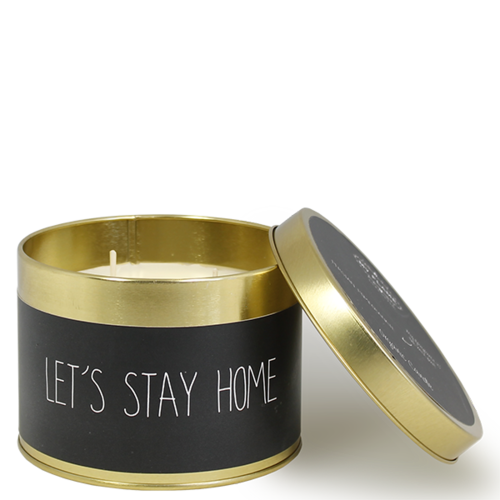 SOY CANDLE XL - STAY HOME