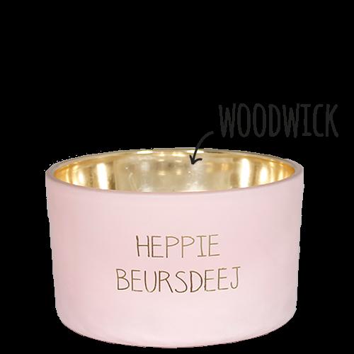 SOY CANDLE - HEPPIE BEURSDEEJ