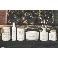 My Flame Lifestyle SOY CANDLE - SUPER DUPER - SCENT: FIG'S DELIGHT