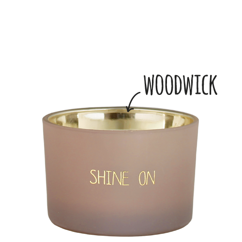 SOY CANDLE - SHINE ON