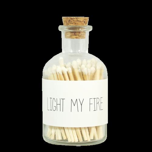 MATCHES - LIGHT MY FIRE