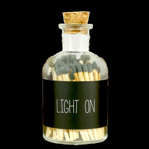 MATCHES - LIGHT ON