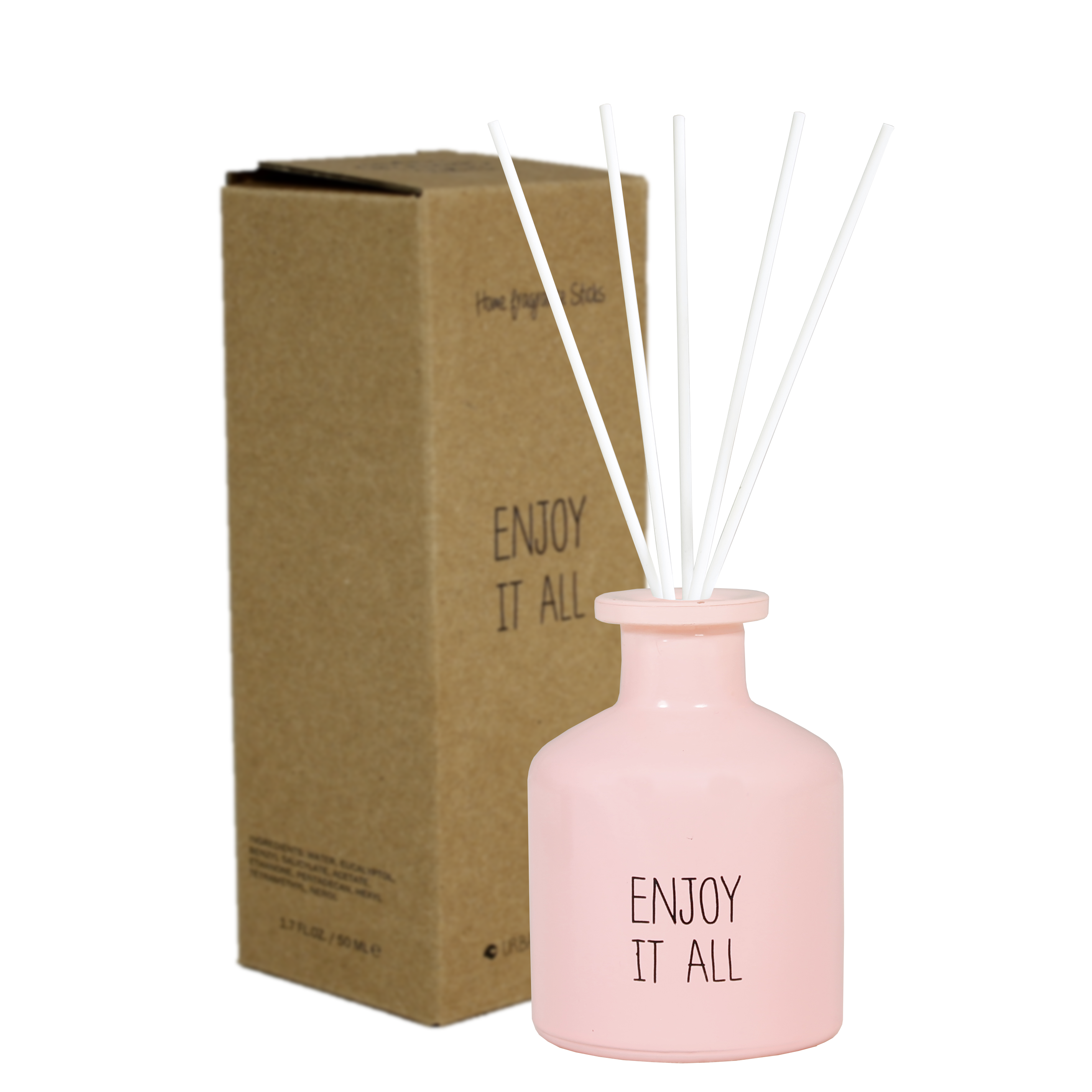 My Flame Lifestyle FRAGRANCE STICKS - ENJOY IT ALL - SCENT: URBAN SUEDE