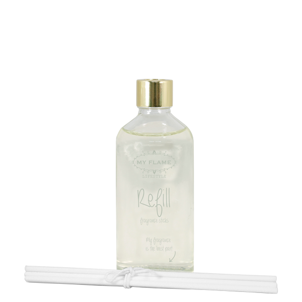 My Flame Lifestyle REFILL - GEUR: BOTANICAL BAMBOO