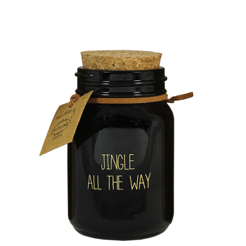 SOY CANDLE - JINGLE ALL THE WAY