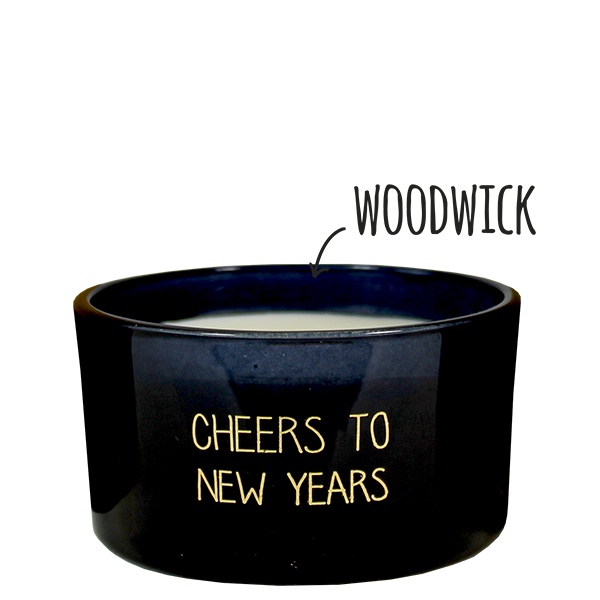 My Flame Lifestyle SOJAKAARS - CHEERS TO NEW YEARS - WINTER GLOW