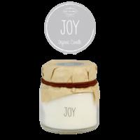 My Flame Lifestyle SOJAKAARS - JOY - GEUR: AMBER'S SECRET