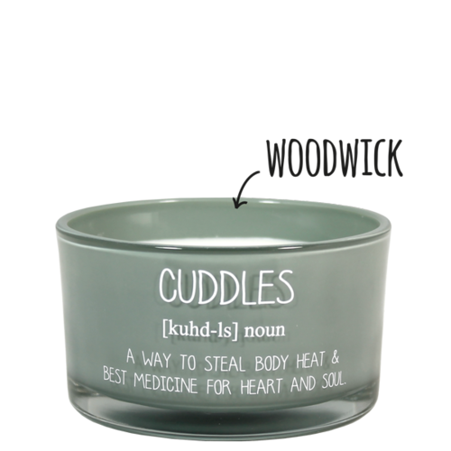 SOY CANDLE - SCENT: MINTY BAMBOO