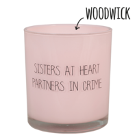 My Flame Lifestyle SOJAKAARS - SISTERS AT HEART, PARTNERS IN CRIME - GEUR: GREEN TEA TIME