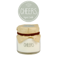 My Flame Lifestyle SOY CANDLE - CHEERS - SCENT: MINTY BAMBOO