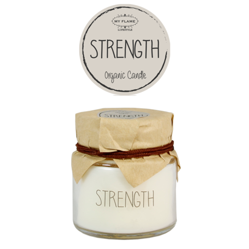 SOY CANDLE - STRENGTH